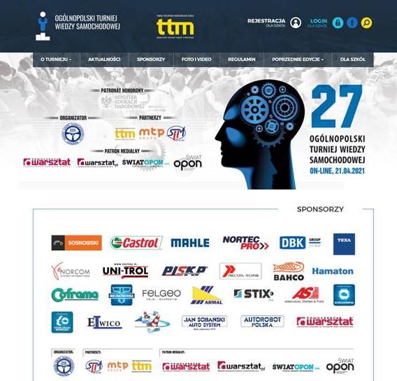 27 Ogólnopolski Turniej Wiedzy Samochodowej